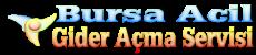 Bursa Acil Gider Açma Servisi Tel: 0532 667 1769